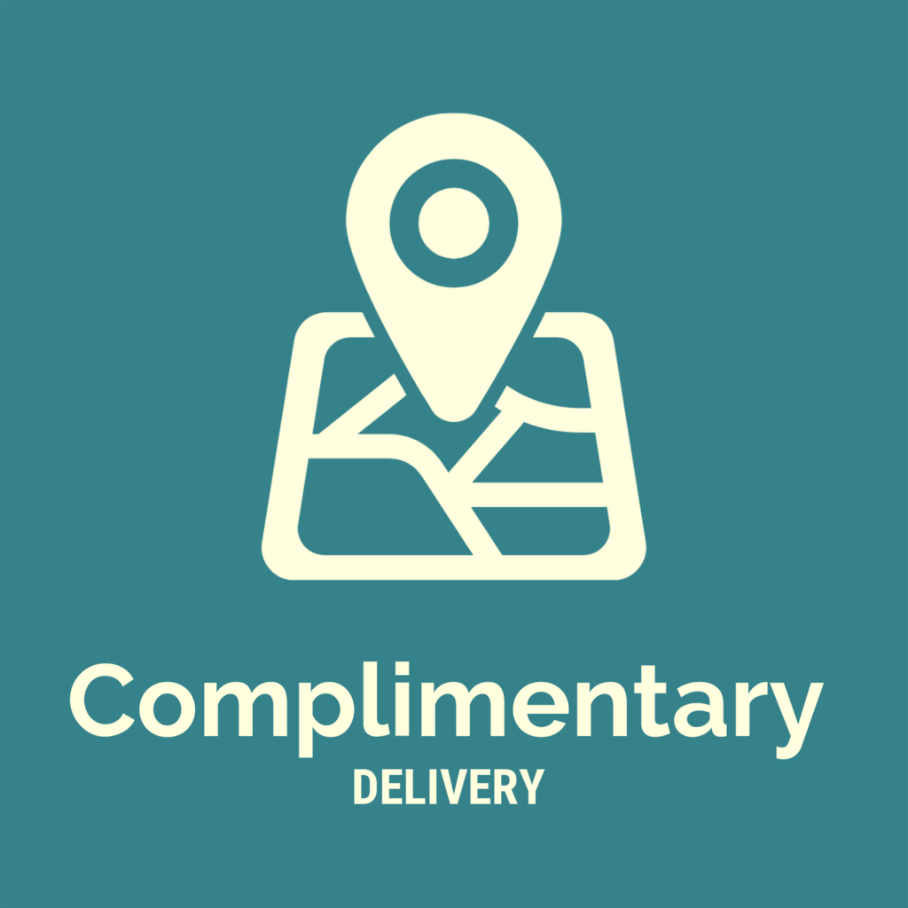 complimentary delivery