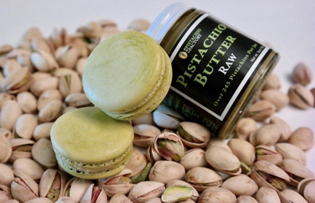 The Pistachio Factory Producer Page