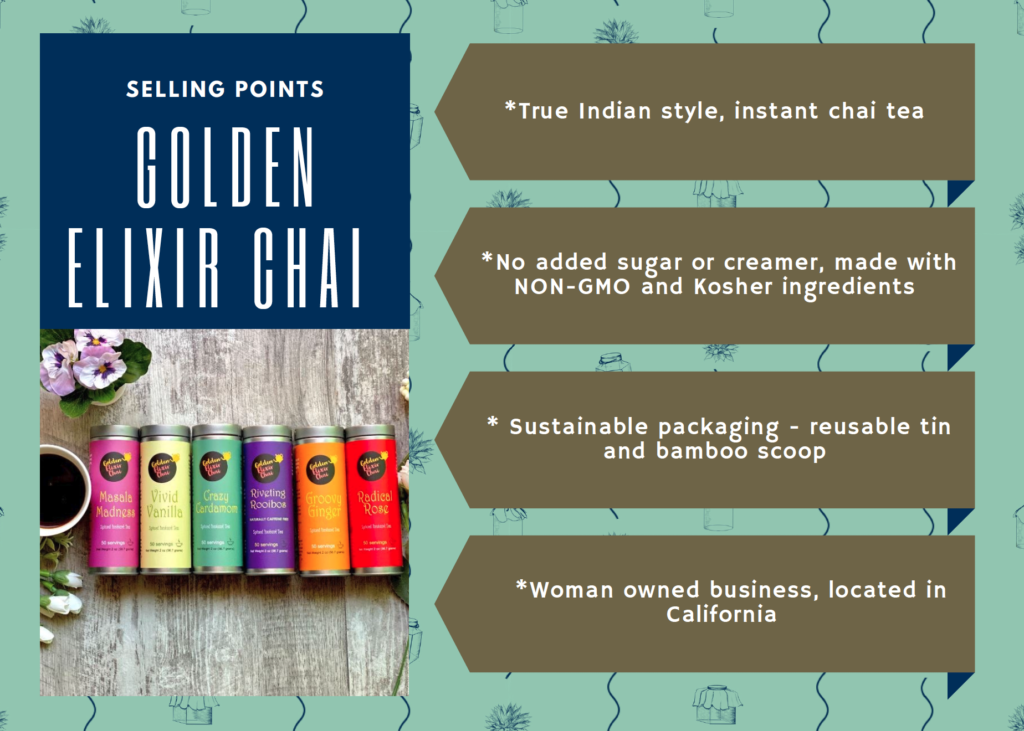 Selling POints GCE